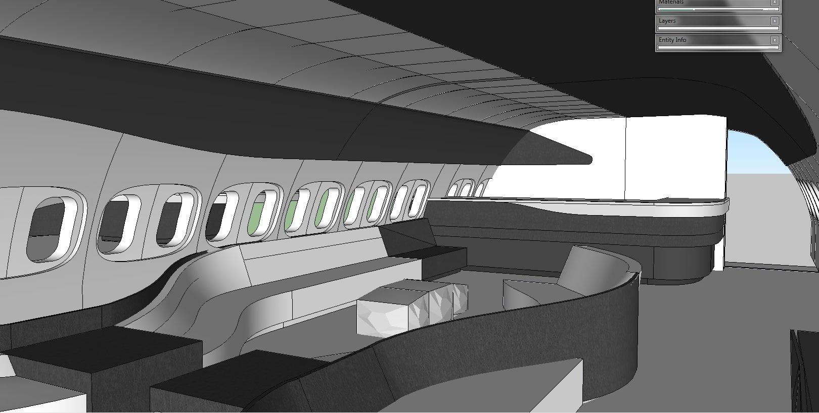 Aircraft Interior Materials