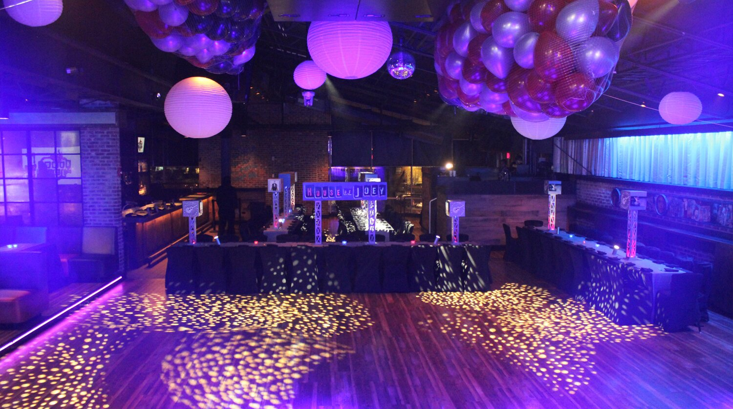Event Space  Viper Alley