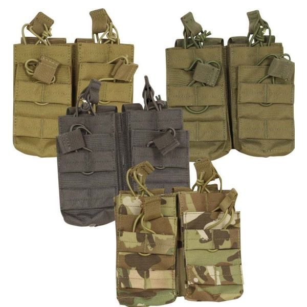 Quick Release Double Mag Pouch