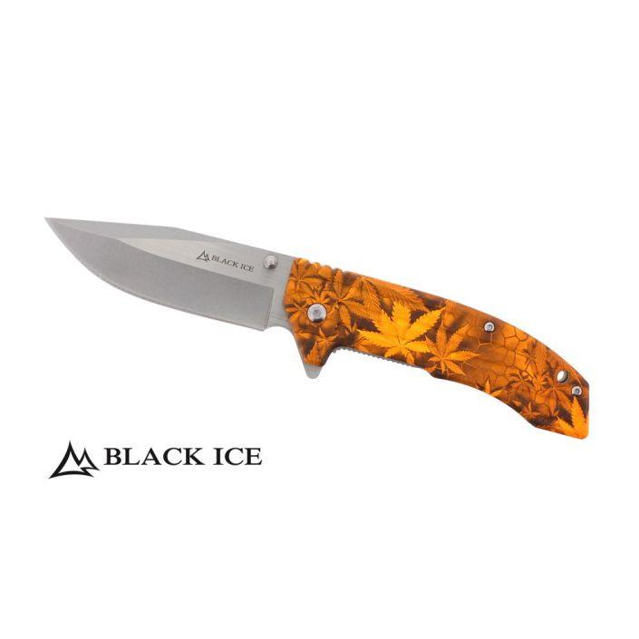 BLACK ICE Ace orange