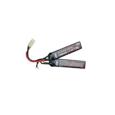 ASG Baterija 7,4V Li-Po 1300 mAh split