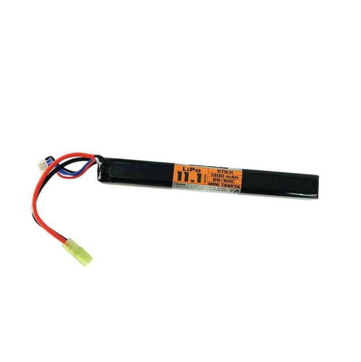 Baterija LiPo 11.1V 1300mAh
