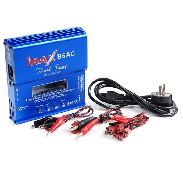 Imax B6AC polnilec baterij