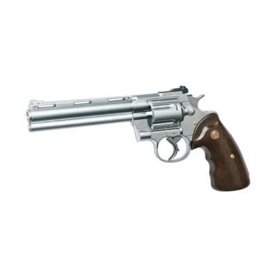 Airsoft revolver R-357 GNB - silver