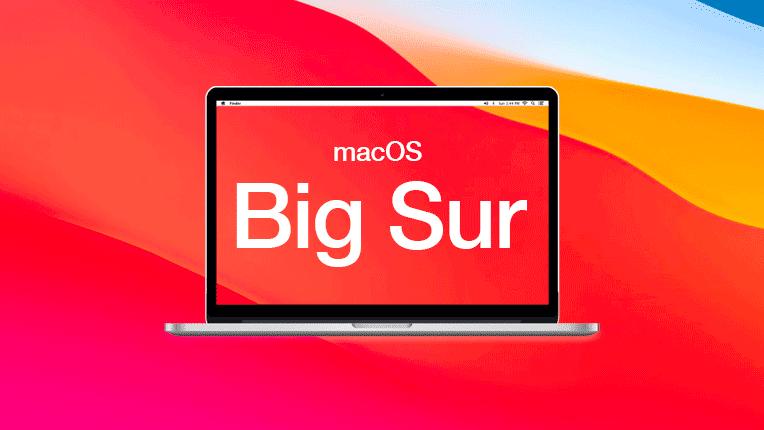 Big Sur Update 11.2.1
