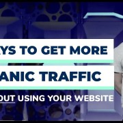 6 Ways to Get MORE Organic Traffic WITHOUT Ranking Your Website