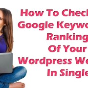 Monitor Your Website | Check Your Keyword Ranking and Improve Your