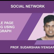 Google Page Ranking Using Web Graph