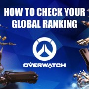 HOW TO CHECK YOUR GLOBAL RANKING | Overwatch