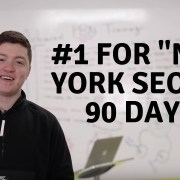 "How I Ranked ""New York SEO"" #1 In Less Than 90 Days"