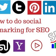 How To Do Social Bookmarking For SEO? [Hindi]