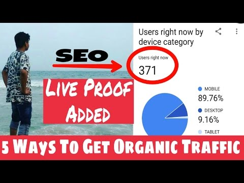 How To Improve Google Search Ranking Results || 5 Proven Way To Get Organic Traffic(#Episode-2)