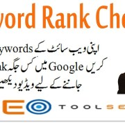 How to Check Keyword Ranking Position | Google Keyword Rank Checker