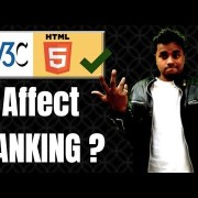 Is HTML Validation Error affect Ranking of your Websites? (▀̿Ĺ̯▀̿ ̿) - The Nitesh Arya