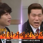 [KB] Seo Jang Hoon has a crush on Heechul - p1