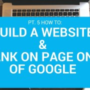 Lawn Care/Landscape Website & SEO Course | (Vid 5) Ranking Your Site Google Page 1