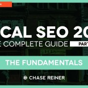 Local SEO 2018 - The Complete Guide (Part 1)