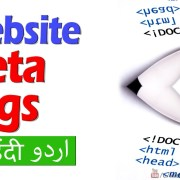On Page SEO Course: Website Meta Tags, Title, and Description | Urdu/Hindi Tutorial