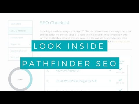 Pathfinder SEO - How it Works