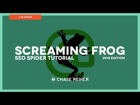 Screaming Frog SEO Spider Tutorial (2018 Guide) – ViperGo