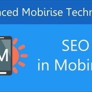 Search Engine Optimization (SEO) in Mobirise