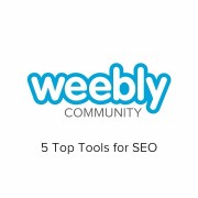 Top 5 SEO Tools - Weebly
