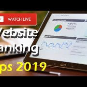 Website Ranking Tips 2019