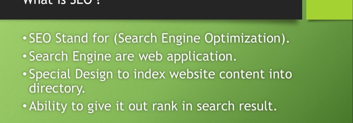 Website Ranking in Search Engine What is SEO   SAnet cd