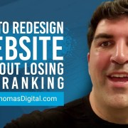 Website Redesign WITHOUT Losing SEO Ranking