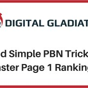 #1 PBN Trick For Faster Page 1 Rankings