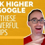 4 Easy SEO Tips To Rank Higher In Google