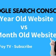 Does Website Age Matter for Ranking? Google Search Console