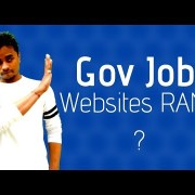 Government Job Websites Reality Check - Hard or Easy To RANK? - The Nitesh Arya