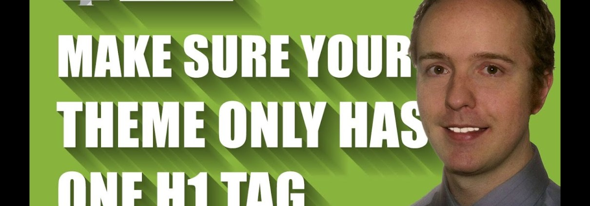 H1 Tag SEO - There Should Only Be One H1 Tag Per Page | WP Learning Lab