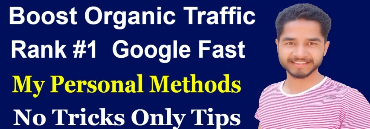 How to Increase Website Traffic & Rank Fast Any Website on Google in Hindi 2019