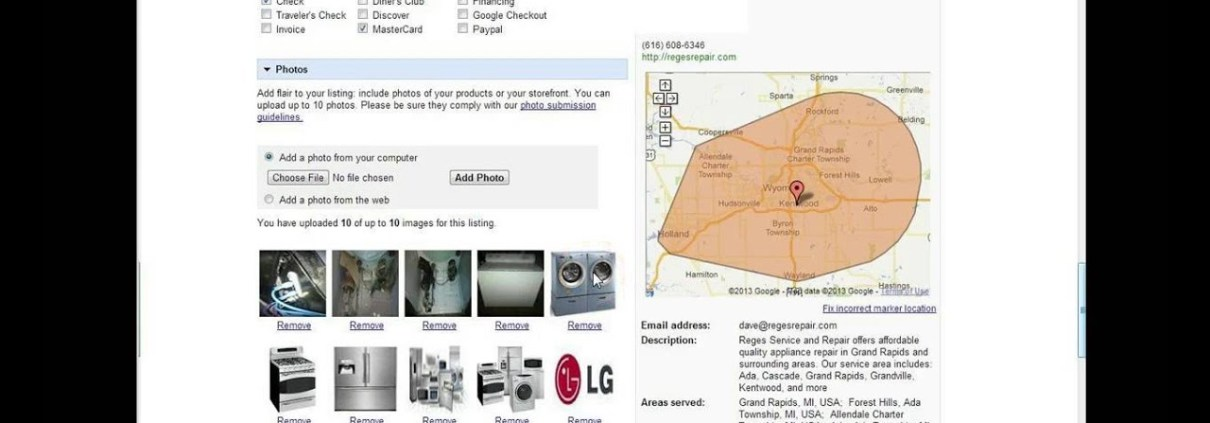 How to rank your website locally on Google Part 1