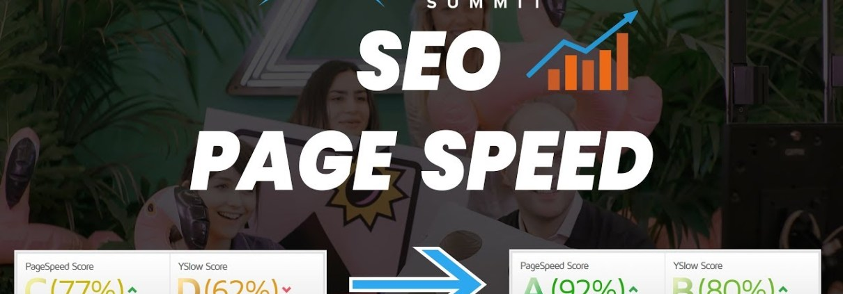 Improve website page speed for better SEO Ranking - Photo Booth Summit