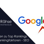 In 8 Wochen zu Top Rankings | Google Rankingfaktoren | SEO