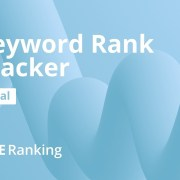 SE Ranking: How to check website search engine rankings