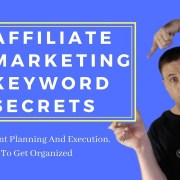 Step 4 - Affiliate SEO / Final Spread Sheet