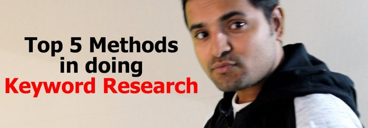 Top 5 Methods for Doing Keyword Research | Best Ranking Techniques