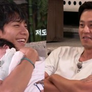 "Watch: Lee Seung Gi And Lee Seo Jin Get Acquainted With Their New Home For ""Little Forest"""
