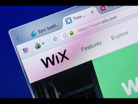 Wix SEO Case Study With Rankings Proof live show on Google UK