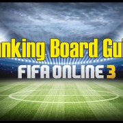 Fifa Online 3 - Ranking Board Guide
