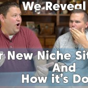 Full Niche Site Reveal: Our Google Analytics, Monetization, and 2019 SEO Strategy