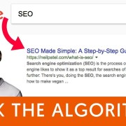 "How to Rank #1 on Google for the World's Most Competitive Keywords | Ranking First Page for ""SEO"""