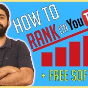How to Rank Youtube Videos - Youtube SEO Guide + FREE Keywords Search Software!
