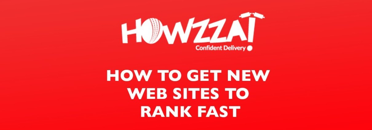 How to get new web sites to rank quickly in Google 2019