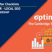 Local SEO After Checklists - Tim Capper | Optimisey