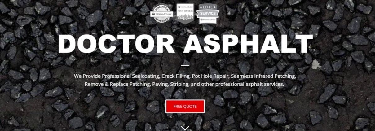 Ranking Your Asphalt Company on the First Page of Google